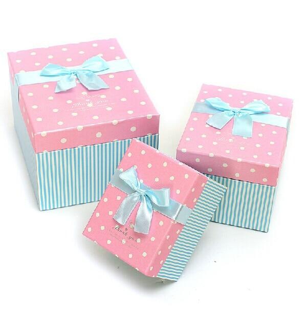 Online Shop Stylish gift box beautiful gift box simple little ...