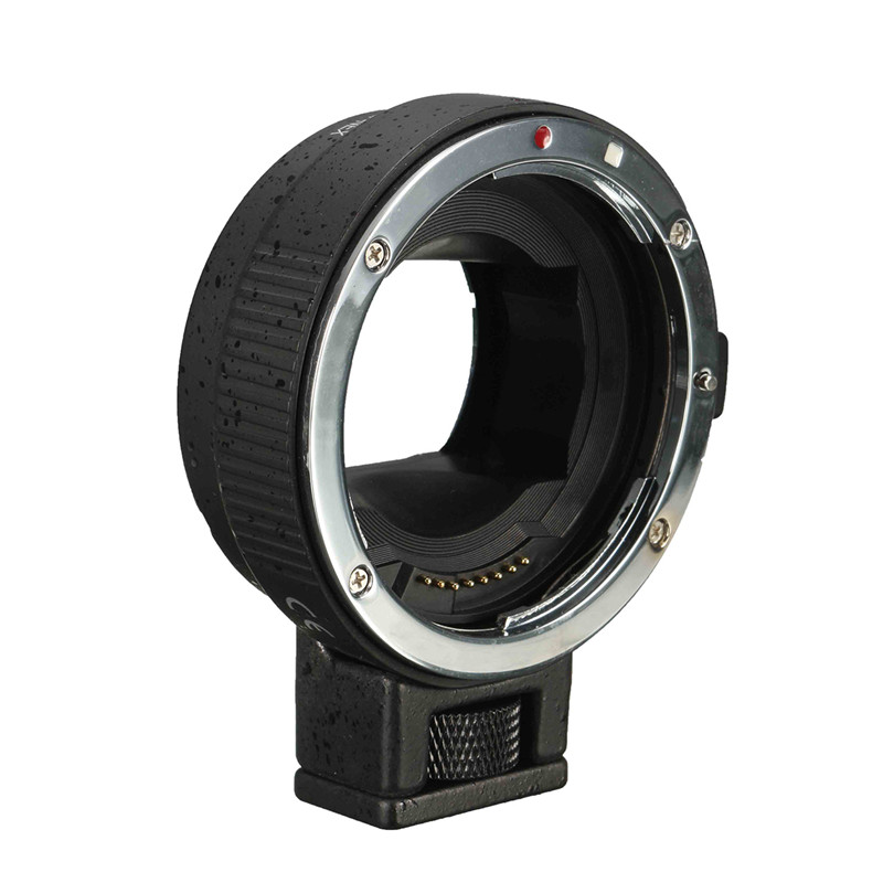 For Focus Adapter for Canon EOS EF mount lens to for Sony NEX A7 A7R NEX-6 Digital Camera Lens Mount Adapter