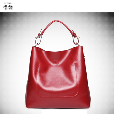 XIYUAN BRAND women cow Genuine Leather Composite shoulder cross body messenger Bag girl hand & Crossbody Bags female handbag red свитшот wrangler wrangler wr224ewxvm65
