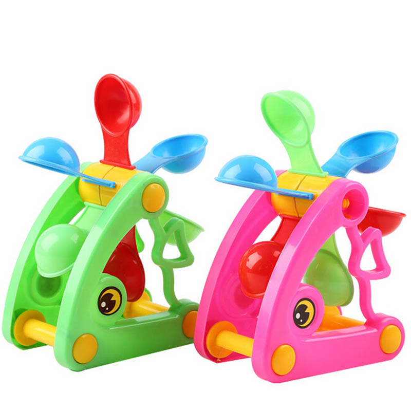 Baby Bath Toys Children Bathroom And Sand Beach Play Bathing Water Spraying Tool Random Color Fun