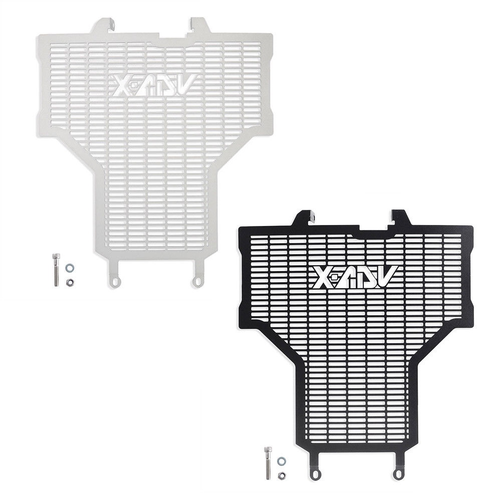 Motorcycle XADV 750 Radiator Water cooled Guard Grill Grille Cover Protector Shield for 2017 2018 Honda