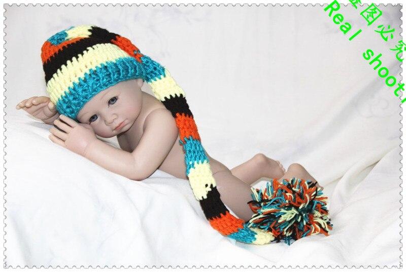 newborn elf Stocking Caps  e513323c8d9