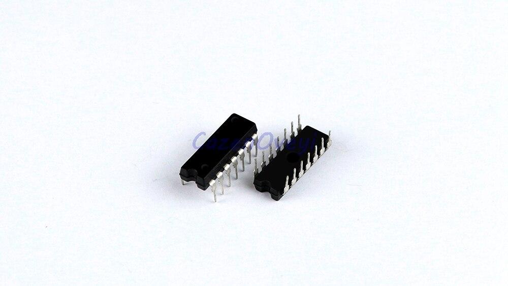 10pcs/lot CD4011BE CD4011 4011BE DIP-14 In Stock