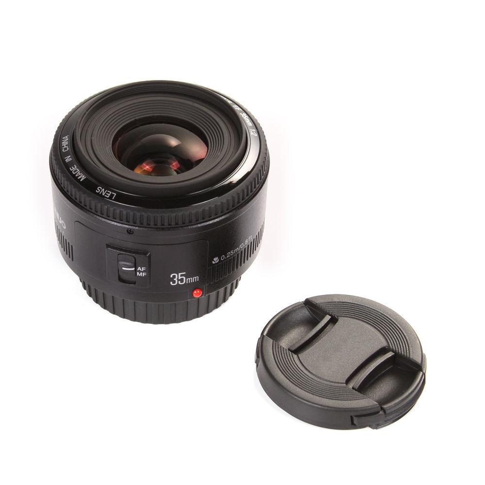 YONGNUO YN50mm f1.8 YN EF 50mm f / 1.8 AF ობიექტივი - კამერა და ფოტო - ფოტო 5