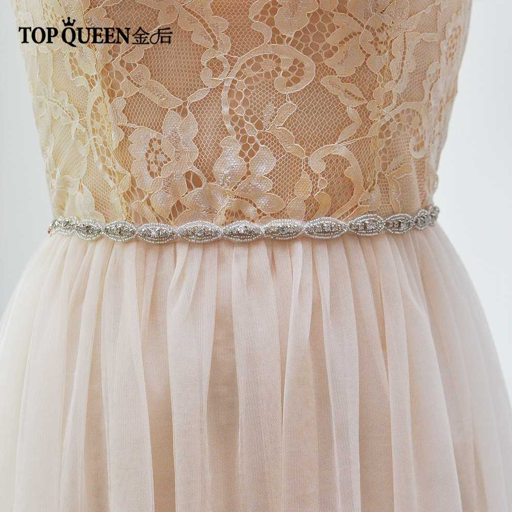 70be552fd7 Detail Feedback Questions about TOPQUEEN S102 Wedding belts for ...
