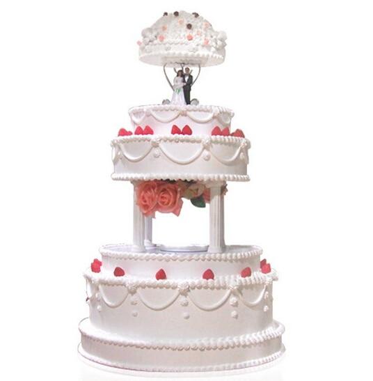 Cake Decorating Pillars