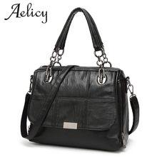 Aelicy High Quality Women Messenger Bags PU Leather Women s Shoulder Bag  Vintage Fake Designer Handbags Fashion 1028995188660