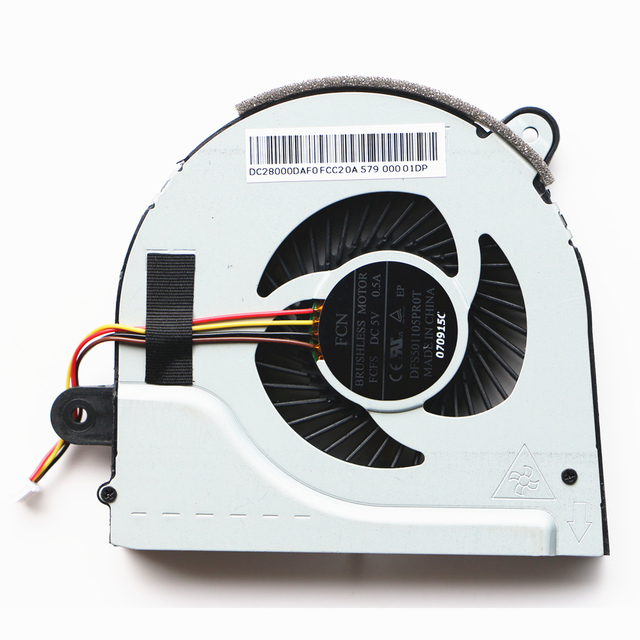 US $6 99 |New Original Cpu Fan For Lenovo Ideapad Z501 Z505 G400S G405S  G500S G505S Cpu Cooling Fan-in Fans & Cooling from Computer & Office on