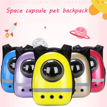 DannyKarl New Comfortable Space Cat/Dog Carrier Capsule Bag Cats and Dogs Outdoor Products Cat Dog Pet Backpack