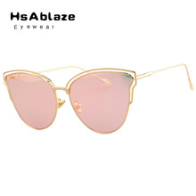 HsAblaze font b Eyewear b font Brand Sunglasses 2017 Super font b Fashion b font Cat