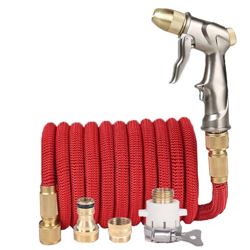 Garden hose set