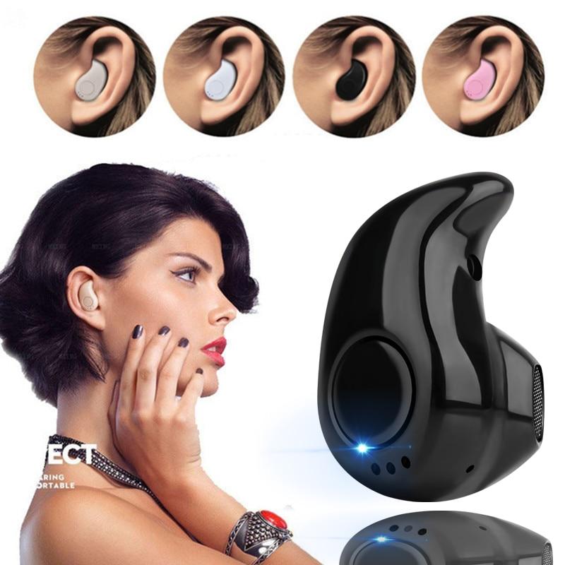 S530 Mini Bluetooth Wireless Earphone for Micromax Canvas Fire 4G Q411 4G+ Q412 Earbuds Headsets Mic Earphones Fone De Ouvido