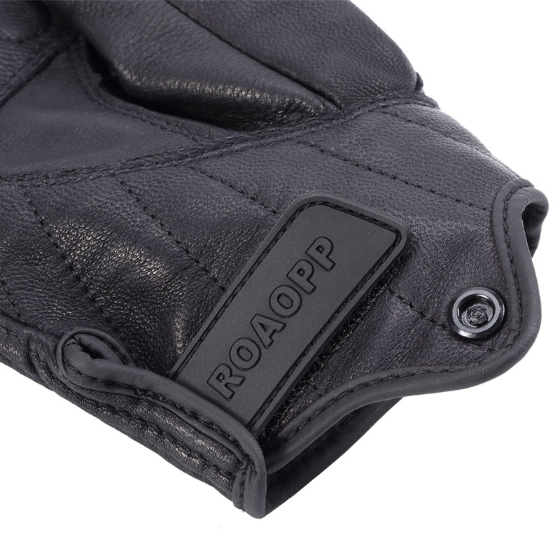 Image 5 - Nordson Retro Motorcycle Gloves Leather Winter Full Finger Waterproof Men Women Motocross Gloves Protective Gears Moto Glove-in Gloves from Automobiles & Motorcycles
