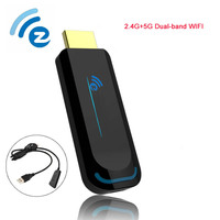 YEINDBOO Airplay 1080P Wireless WiFi Display TV Dongle Receiver HDMI TV Stick Android Miracast For Phone PC PK Chromecast
