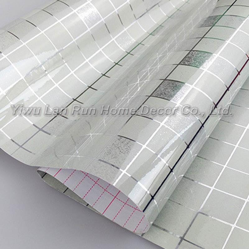45x200cm Су өткізбейтін мозаика Алюминий - Үйдің декоры - фото 4