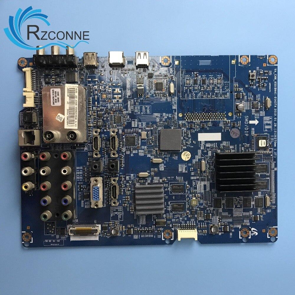 Motherboard Mainboard Card For Samsung BN41-01437A LA55C630K1F LTF550HJ01 BN94-03432A V460H1-LH7