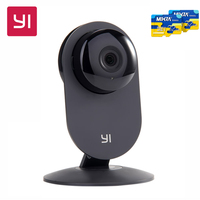 EU Edition YI Home Camera With 32G SD Card HD 720P Wireless Camera Video Monitor