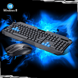 Pro Gaming Office Keyboard And