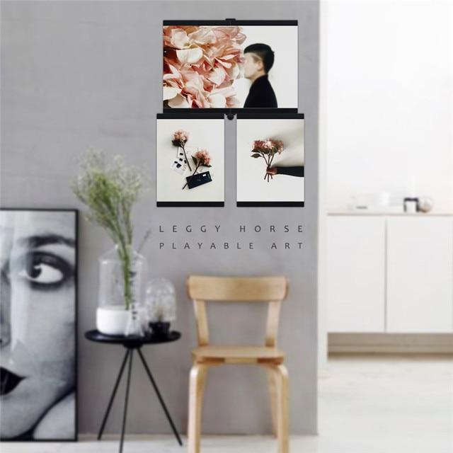 Aliexpress.com: Comprar 3D DIY Negro Blanco Foto Marco de Fotos ...