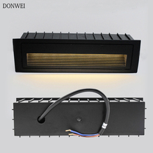 4W led wall lamp IP65 LED Stair Light Step Light Recessed buried lamp indoor outdoor Waterproof