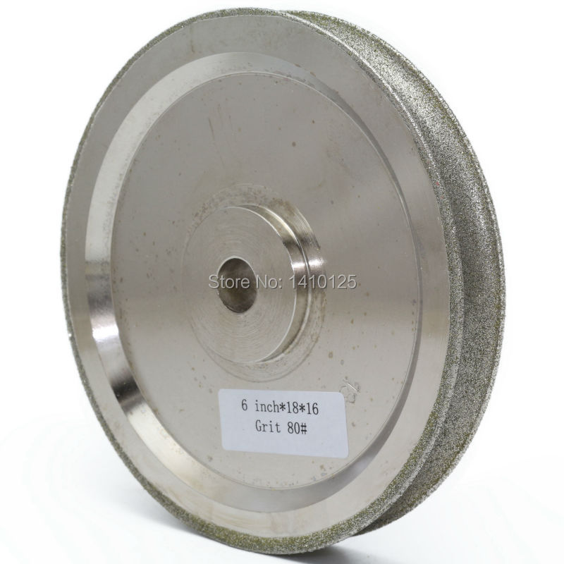 6 inch Dia. 18 mm 23/32 Spherical Grit 80 Coarse Lapidary CONCAVE ARC Diamond Grinding Wheel Electroplated Arbor 5/8 Gemstone free shipping coarse medium fine grit 4 inch diamond turbo cup wheels m14 thread for grinding concrete and stone 3pcs set