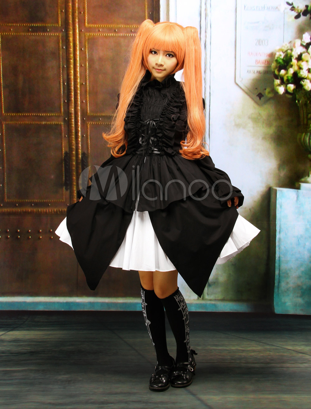 Gothic Lolita Dress Promotion-Shop for Promotional Gothic Lolita ...