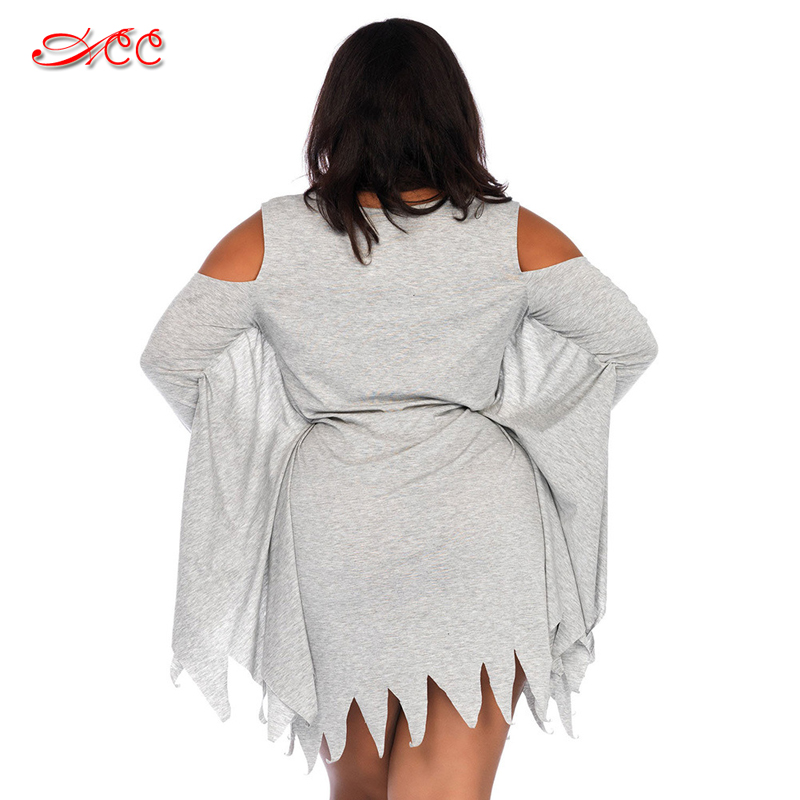ACC New Womens Halloween Stage Show Womans Dress 3XL Daily Casual Street Shooting Neutral Spring and Summer Clothes XL-4XL