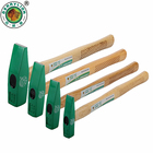 BERRYLION Machinist Hammer 100g/200g/300g/500g Mini Nail Hammer Installation Hammer Mallet With Wood Handle Hand Tools