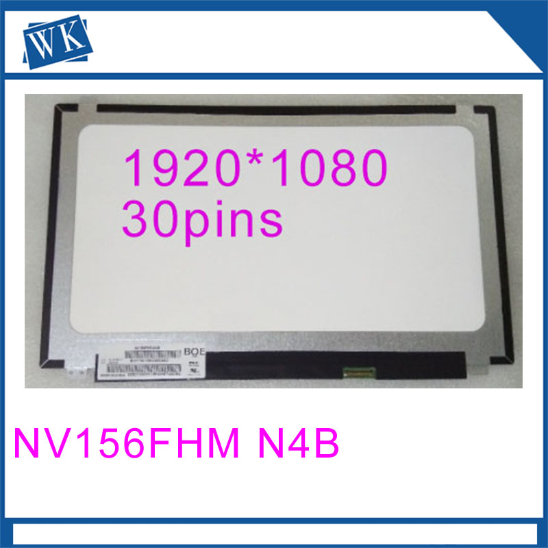 HIGH quality NV156FHM N4B 120HZ FHD 1920X1080 Matte LED Matrix for Laptop 15.6 Panel Monitor LCD Display ReplacementHIGH quality NV156FHM N4B 120HZ FHD 1920X1080 Matte LED Matrix for Laptop 15.6 Panel Monitor LCD Display Replacement