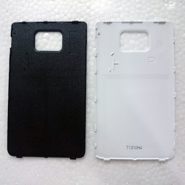 Back-Cover Mobile-Phone-Replacement-Parts I9100 Rear Samsung Galaxy Door-Battery-Cases