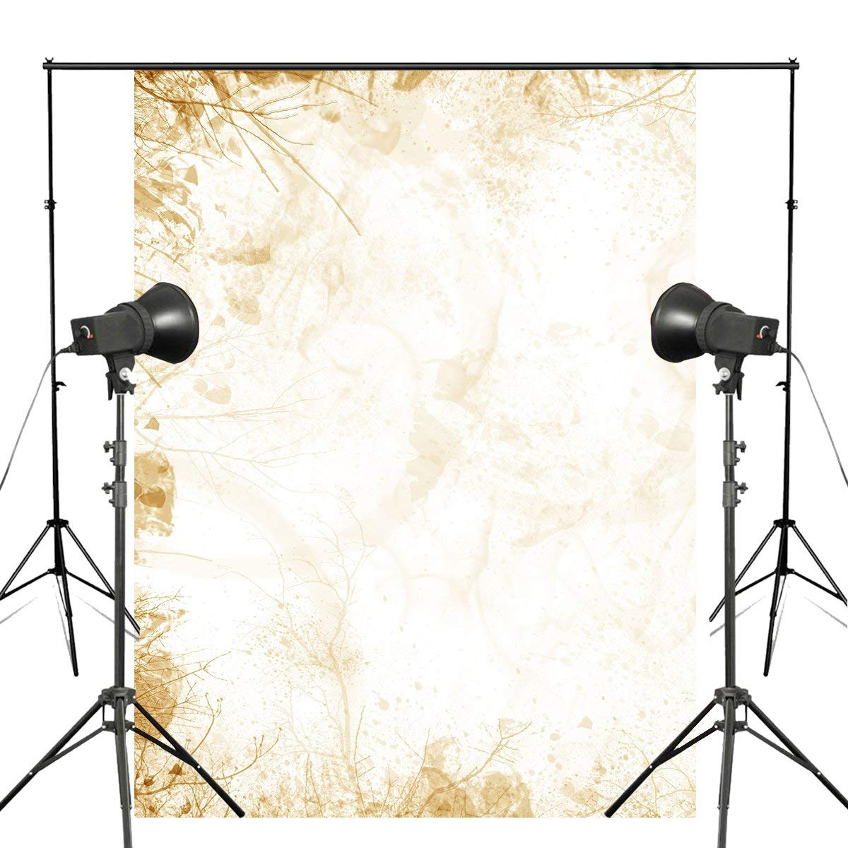 Bright Dry Twigs Photography Background Painting Backdrop Natural Scenery Photo Studio Props Backdrop Wall 5x7ft-in Photo Studio Accessories from Consumer Electronics