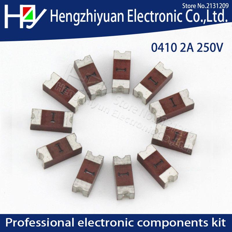 10Pcs Littelfuse Slow Blow 5x20mm Axial Glass Fuses 250V T 0.05A 50mA