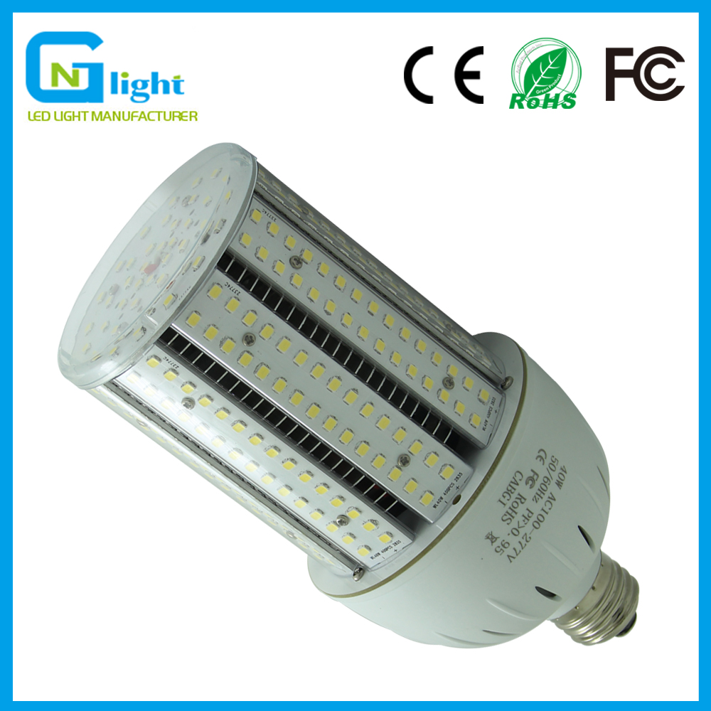 40w led corn bulb 5402lm retrofit 150w metal halide wall pack 40w led corn bulb 5402lm retrofit 150w metal halide wall pack fixture e26 security lamp for commercial buildings in led bulbs tubes from lights lighting arubaitofo Choice Image