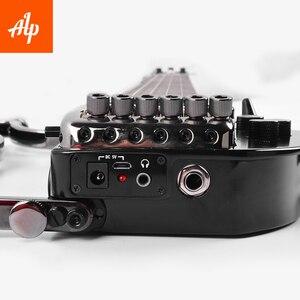 Image 2 - Alp ヘッドレス旅行エレキギター特別な AD121 トレモロ旅行ギターポータブルギター