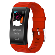 New TF6 smart watch heart rate monitoring IP67 step by multiple sports bracelet mode information push