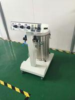 Electrostatic powder coating machine with electrostatic powder painting spray gun