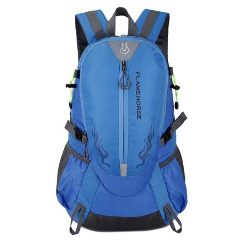 New shoulder bags male outdoor sportsmale outdoor sports backpack mountaineering large capacity travel bag F17
