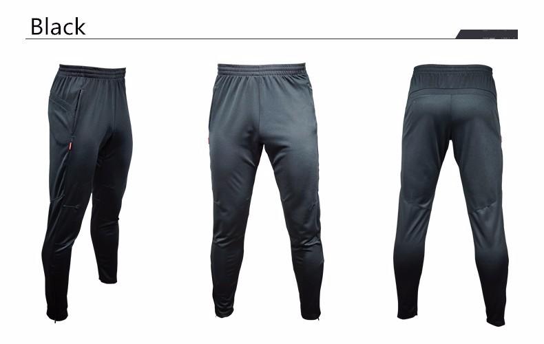 Soccer Training Pants Men Joggers Slim Skinny Jogging Running Tights Trousers Tracksuits Bottoms survetement football 2017 3