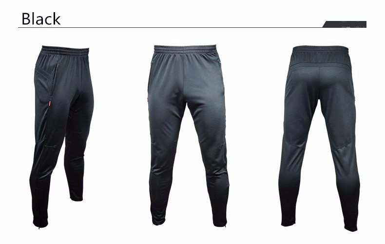 Soccer Training Pants Men Joggers Slim Skinny Jogging Running Tights Trousers Tracksuits Bottoms survetement football 2017 3