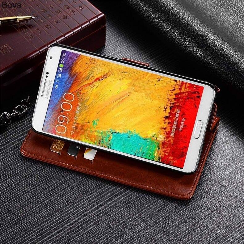 Samsung galaxy Note 3 N9000 կաշվե հեռախոսի համար - Բջջային հեռախոսի պարագաներ և պահեստամասեր - Լուսանկար 4