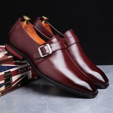 Мужские модельные туфли высокого качества; классические мужские кожаные туфли высокого качества; официальная обувь; деловые мужские лоферы; большой размер 48