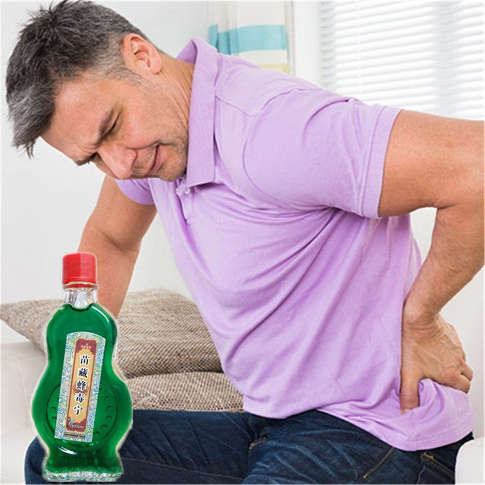 Muscle Back Pain Athritis Strain Rheumatism Essential Oil