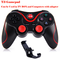 Terios t3+ Wireless Joystick Gamepad Game Controller bluetooth BT3.0 Joystick  for Mobile Phone Tablet TV Box Holder Included
