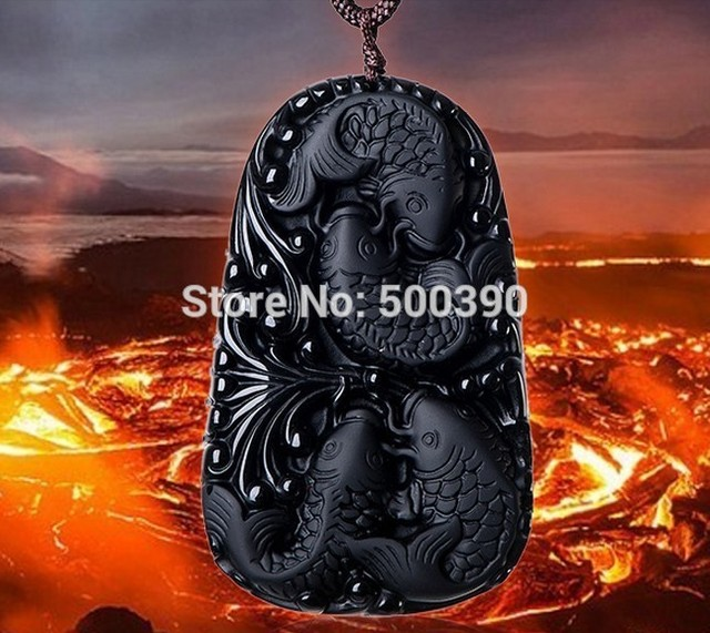 Natural mexico black yao jade fish pendant amulet 2233 in wind natural mexico black yao jade fish pendant amulet 2233 aloadofball Images