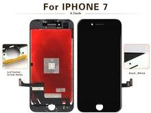 2pcs 100 No Dead Pixel LCD No Dust For Pantalla font b iPhone b font 7