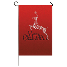 Merry Christmas- Garden Flag Home Decor Flags Happy Festival Household Hanging