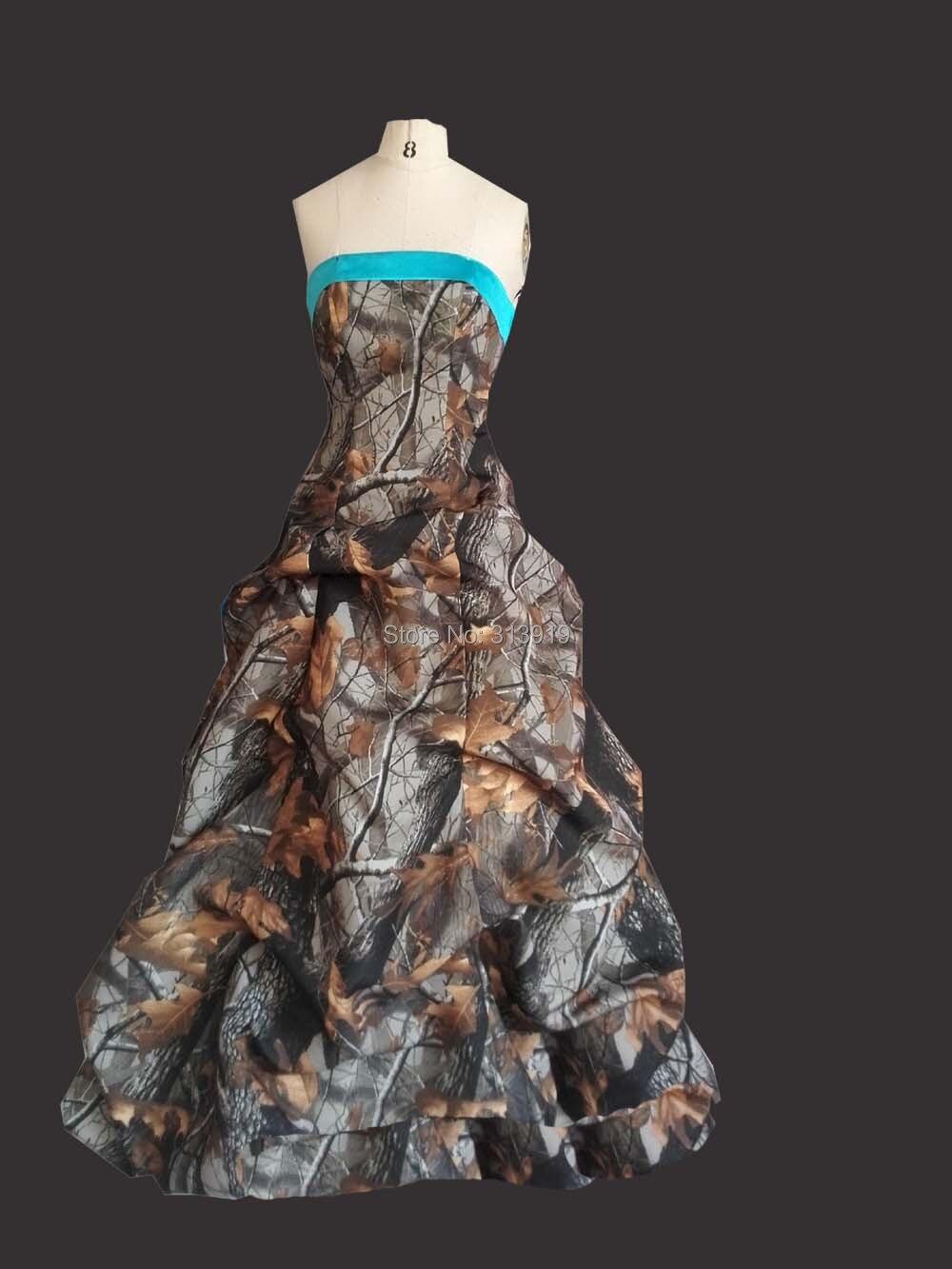 Luxury Orange Camo Prom Dresses Photo - Wedding Dress Ideas ...