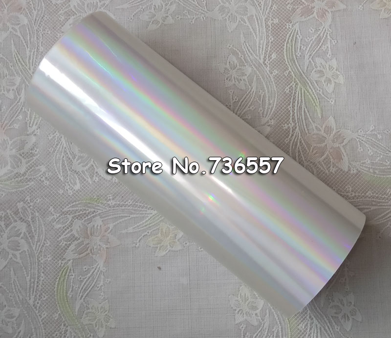 Image 5 - Holographic Star foil transparent foil hot stamping for paper or plastic 16cm x120m Shattered Star Gilding Foil-in Stationery Stickers from Office & School Supplies