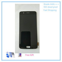 For Oneplus 5 LCD Display Touch Screen Test Good 100 New Digitizer Screen Glass Panel For