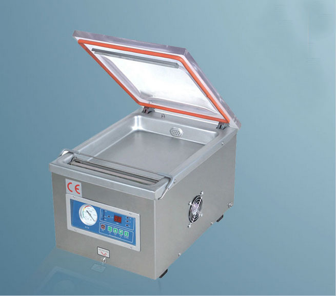 Electronic equipment Vacuum sealer aluminum bag shrinking sealing machine DZ-260 plastic package food,document,medical 110/220V цены